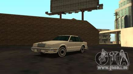 Chrysler New Yorker 1988 pour GTA San Andreas