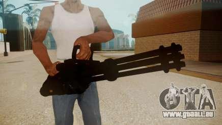 GTA 5 Minigun für GTA San Andreas