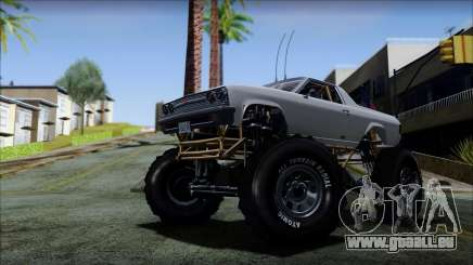 GTA 5 Cheval Marshall pour GTA San Andreas