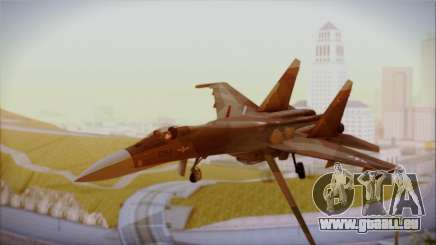 SU-27 Flanker A Philippine Air Force pour GTA San Andreas
