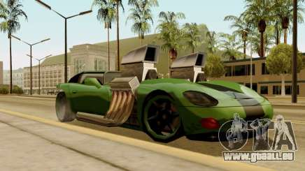 Banshee Twin Mill III Hot Wheels für GTA San Andreas