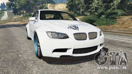 BMW M3 (E92) [LibertyWalk] v1.1 pour GTA 5