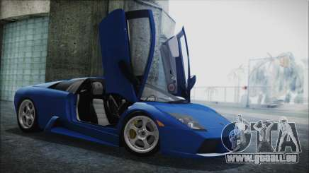 Lamborghini Murcielago 2005 Yuno Gasai HQLM pour GTA San Andreas