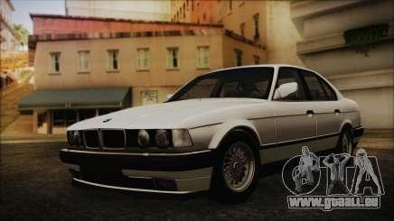 BMW 7-er E32 Stock pour GTA San Andreas