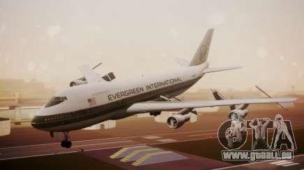 Boeing 747-200 Evergreen International Airlines für GTA San Andreas