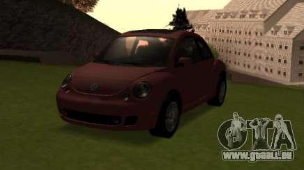 VW New Beetle 2004 Tunable für GTA San Andreas