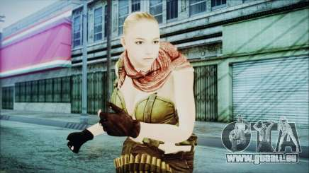 Mila Short Hair from Counter Strike pour GTA San Andreas