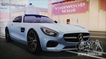 Mercedes-Benz AMG GT 2016 pour GTA San Andreas