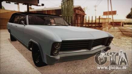 GTA 5 Albany Lurcher Bobble Version pour GTA San Andreas