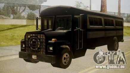 Bus III für GTA San Andreas