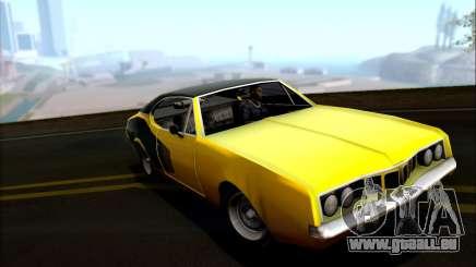 Clover Barracuda für GTA San Andreas