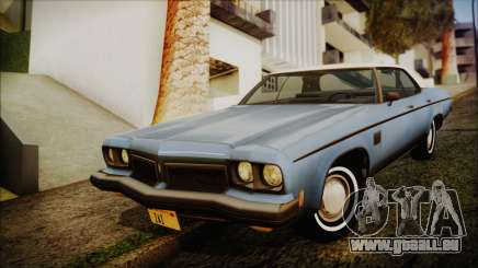 Oldsmobile Delta 88 1973 Final für GTA San Andreas
