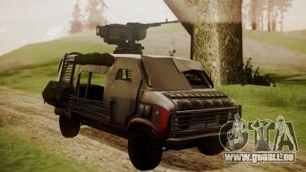 BF3 Rhino pour GTA San Andreas