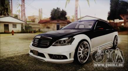 Carlsson Aigner CK65 RS v2 Headlights pour GTA San Andreas