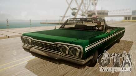 Savanna FnF Skin pour GTA San Andreas