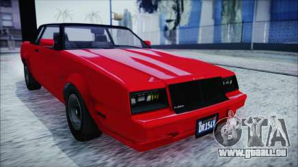 GTA 5 Willard Faction IVF pour GTA San Andreas
