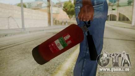GTA 5 Fire Extinguisher pour GTA San Andreas