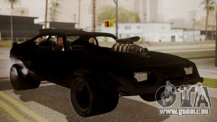 Ford Falcon Coupe XB GT 1973 Max Interceptor pour GTA San Andreas