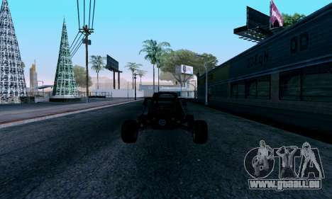 uM ENB für schwache PC für GTA San Andreas her Screenshot