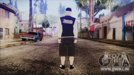GTA Online Skin 50 für GTA San Andreas dritten Screenshot
