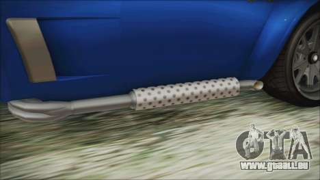 GTA 5 Declasse Mamba für GTA San Andreas rechten Ansicht