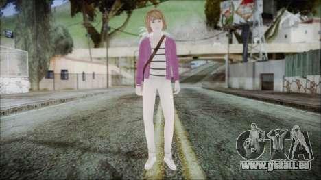 Life Is Strange Episode 3 Max Vortex Club für GTA San Andreas zweiten Screenshot