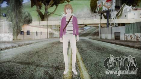 Life Is Strange Episode 3 Max Vortex Club pour GTA San Andreas deuxième écran