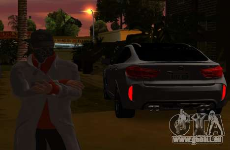 Mens Mega Pack für GTA San Andreas