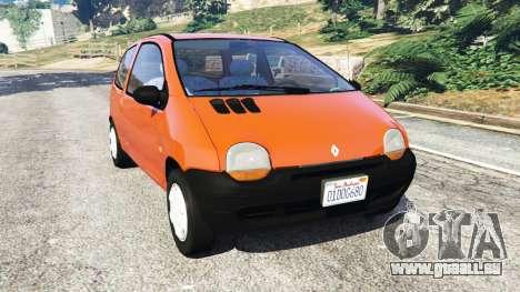 Renault Twingo I für GTA 5