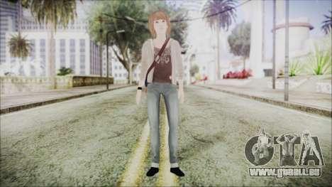 Life is Strange Episode 4 Max pour GTA San Andreas deuxième écran