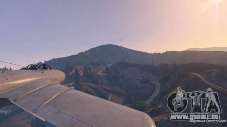 GTA 5 Die MiG-15 fünfter Screenshot