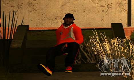 Mens Mega Pack für GTA San Andreas fünften Screenshot