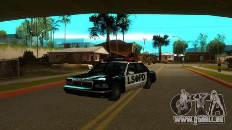 ENB Settings Janeair 1.0 Light pour GTA San Andreas sixième écran