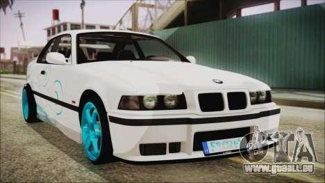 BMW M3 E36 Frozen für GTA San Andreas