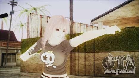 DoA Kokoro 2 für GTA San Andreas