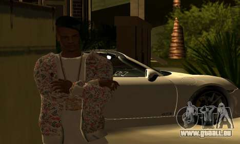 Mens Mega Pack für GTA San Andreas sechsten Screenshot
