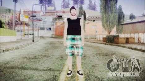 GTA Online Skin 39 für GTA San Andreas zweiten Screenshot