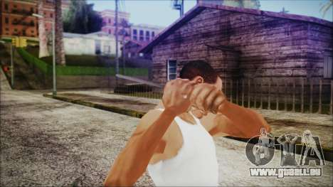 Screwdriver HD für GTA San Andreas dritten Screenshot