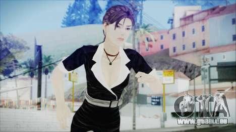 Lara Flaca Business Suit für GTA San Andreas