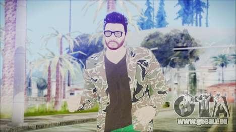 GTA Online Skin 28 pour GTA San Andreas