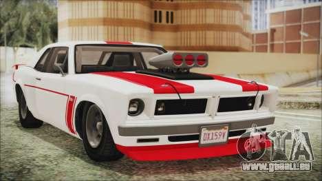 GTA 5 Declasse Tampa für GTA San Andreas