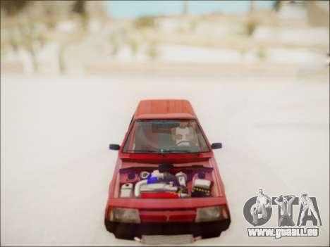 VAZ 2108 Turbo für GTA San Andreas rechten Ansicht