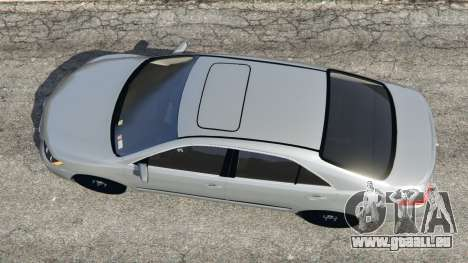 GTA 5 Toyota Camry 2011 vue arrière