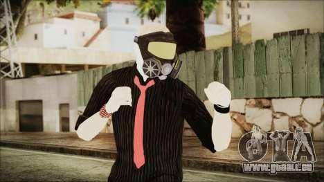 GTA Online Skin 15 pour GTA San Andreas