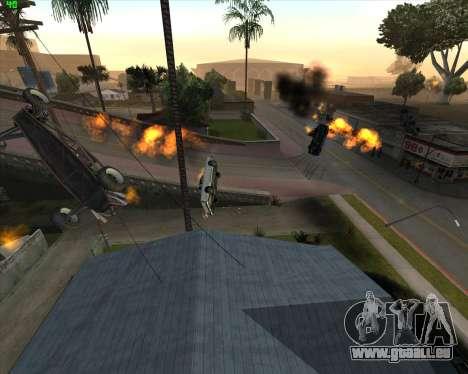 Wahnsinn im Staat San Andreas v1.0 für GTA San Andreas fünften Screenshot