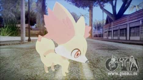 Fennekin (Pokemon XY) für GTA San Andreas