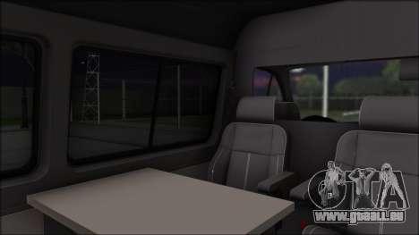 Gas-2217 Luxe für GTA San Andreas rechten Ansicht