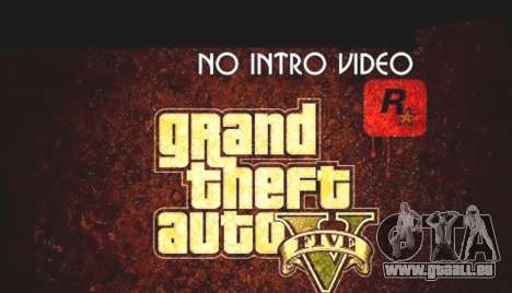No intro video Script Beta für GTA 5