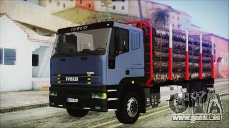 Iveco EuroTech Forest pour GTA San Andreas
