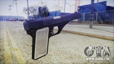 GTA 5 Vintage Pistol - Misterix 4 Weapons für GTA San Andreas dritten Screenshot